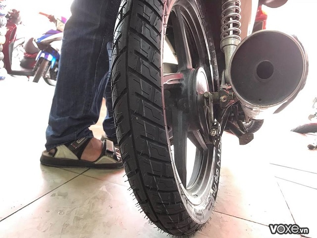 Vỏ michelin city grip pro 8090-17 wave dream - 1
