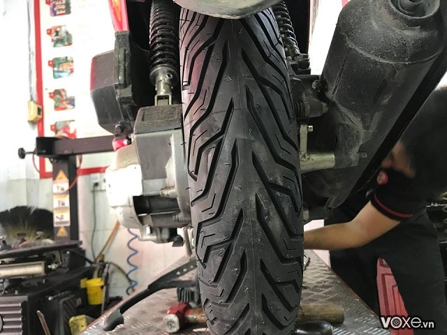 Vỏ michelin city grip 11080-14 nvx pcx janus - 1