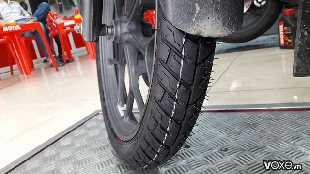 Vỏ michelin city grip pro 9080-17 fz gsx-s150 - 1
