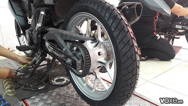 Vỏ michelin city grip pro 10080-17 exciter winner - 1