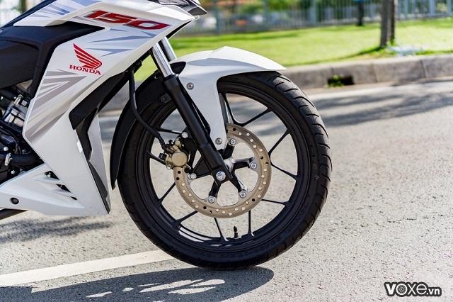 Vỏ xe michelin dành cho xe côn tay winner 150 - 1