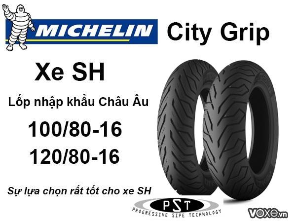 Những loại vỏ xe michelin dành cho xe ga cao cấp sh 150i125i tốt nhất hiện nay - 2