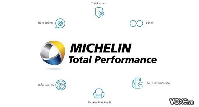 Vỏ xe michelin cho vision  sự lựa chọn nào là tốt nhất hiện nay - 4