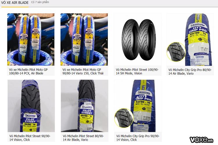 Thay vỏ xe airblade giá nhiêu loại vỏ nảo tốt nhất hiện nay - 4