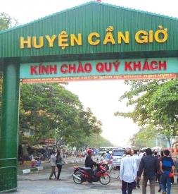 Bán vỏ Michelin Huyện Cần Giờ