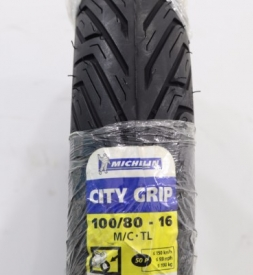Vỏ Michelin City Grip 100/80-16 SH, Medley