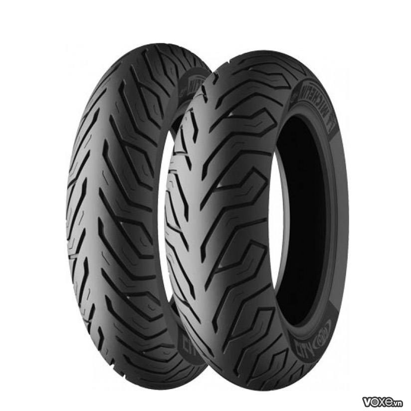 Vỏ Michelin City Grip 110/80-14 NVX, PCX, Janus