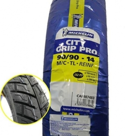 Vỏ Michelin City Grip Pro 90/90-14 Vision, Click