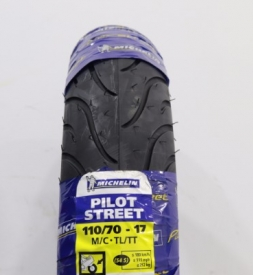 Vỏ Michelin Pilot Street 110/70-17 Exciter, Winner