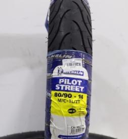 Vỏ Michelin Pilot Street 80/90-14 Air Blade, Vario