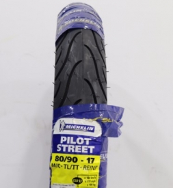 Vỏ Michelin Pilot Street 80/90-17 Su xipo, Dream