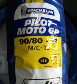Vỏ xe Michelin Pilot Moto GP 90/80-17 Sonic, Winner 150