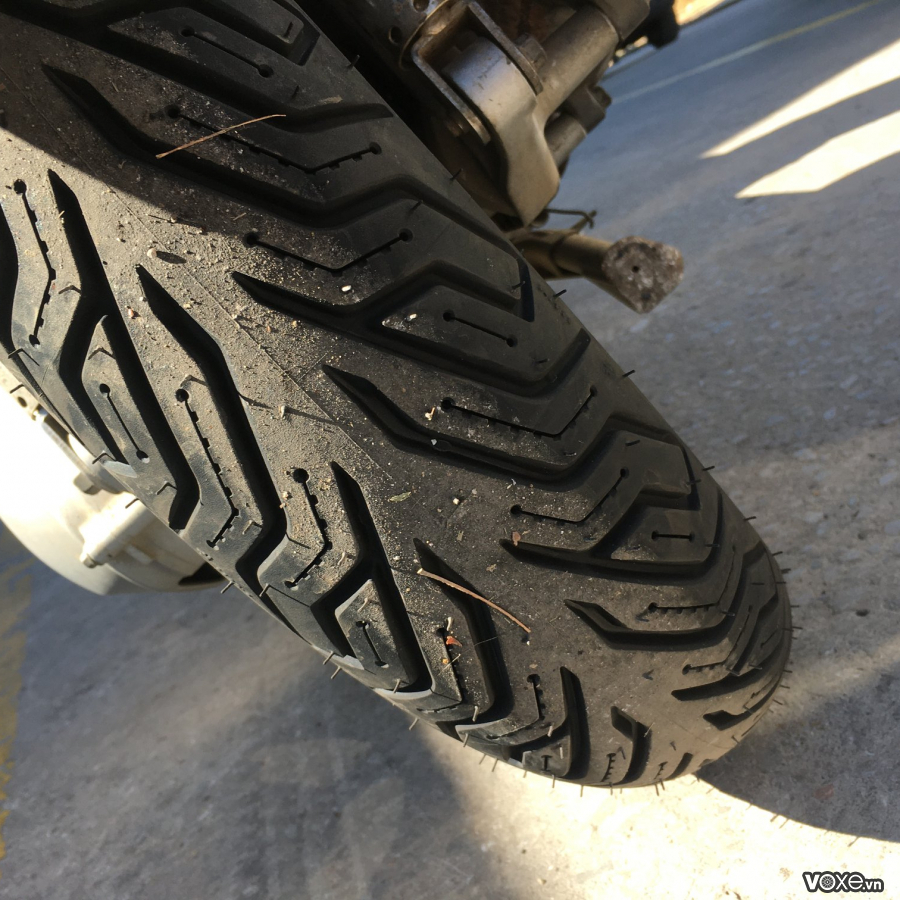 Vỏ Michelin City Grip 2 120/80-16