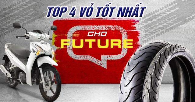 Top 3 vỏ xe Michelin tốt nhất cho Future hiện nay ?