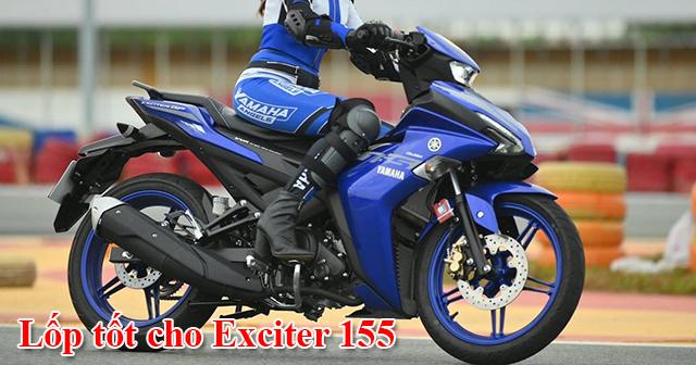 Thay vỏ xe Yamaha Exciter 155 giá bao nhiêu? Vỏ xe loại nào tốt?